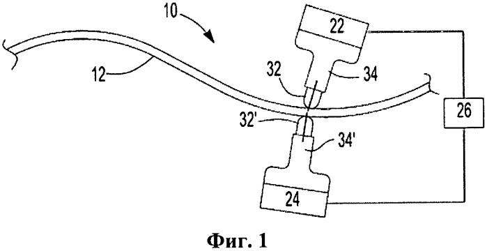 Способ инкрементного формования детали с последовательными охватывающими поверхностями