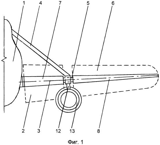 Комбинированный летательный аппарат