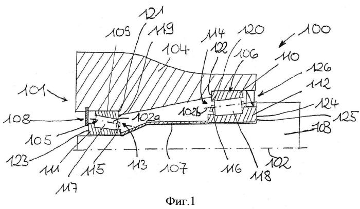 Модуль подшипника ступицы колеса