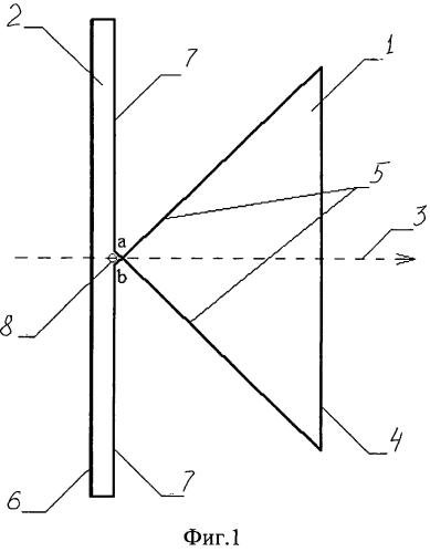 Активный антенный треугольно-петлевой элемент милкина