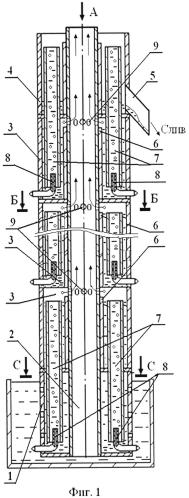 Эрлифтная установка