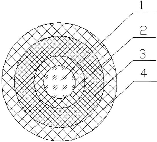Способ производства миниатюрного теплостойкого оптического кабеля повышенной прочности и кабель, полученный этим способом