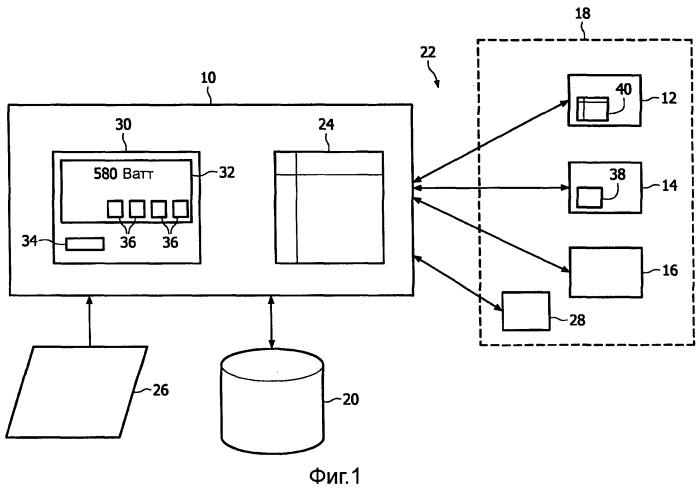 Система управления светом с интегрированной функцией энергии
