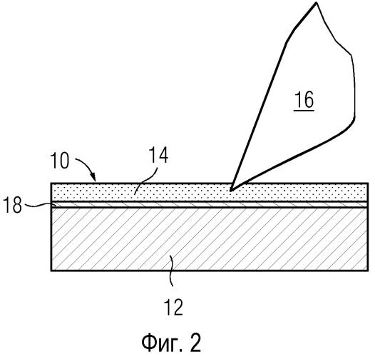 Способ высокотемпературной пайки поверхности металлической подложки