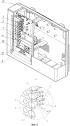 Блок индикации и управления, устройство для систем безопасности и способ организации средств индикации управления в устройствах для систем безопасности