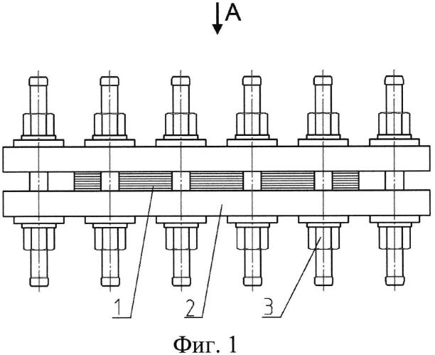Устройство для терморихтовки металлических пластин