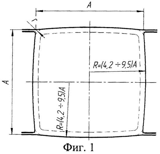 Способ изготовления сварных прямошовных труб прямоугольного или квадратного сечений