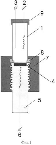Способ получения нанокомпозитных материалов и устройство для его реализации