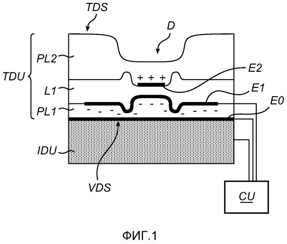 Электроактивный полимерный актюатор