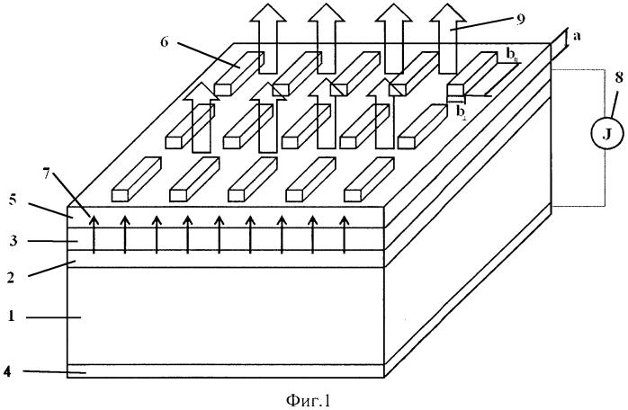 Решетка дипольных нанолазеров