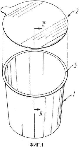 Лист, способ изготовления и применения листа как крышки для упаковок