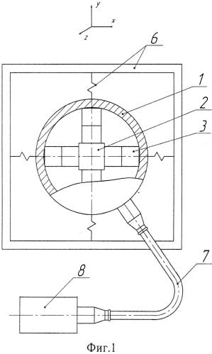 Комбинированный гидроакустический приемник