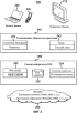 Способ, устройство и система для восприятия мультимедиа посредством нескольких экранов