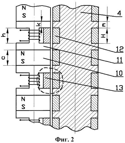 Электрический генератор переменного тока с двигателем внутреннего сгорания