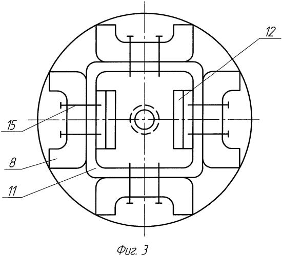 Ротор генератора индукторного