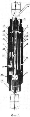 Скважинная установка с системой контроля и управления эксплуатацией месторождений