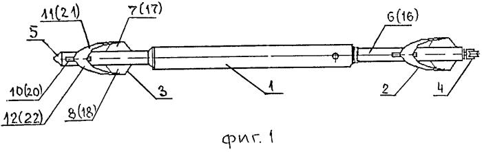 Устройство для очистки внутренней поверхности насосно-компрессорной трубы (варианты)
