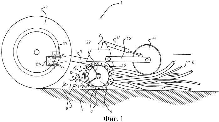 Измельчающее устройство и способы измельчения растительного материала