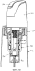Активируемый одним поворотом механизм насоса для продолжительного распыления аэрозоля