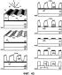 Светоизлучающий диод с наноструктурированным слоем и способы изготовления и применения