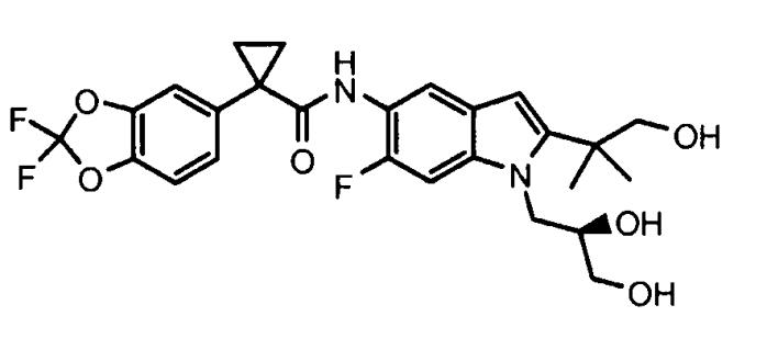 Способ получения циклоалкилкарбоксамидо-индольных соединений