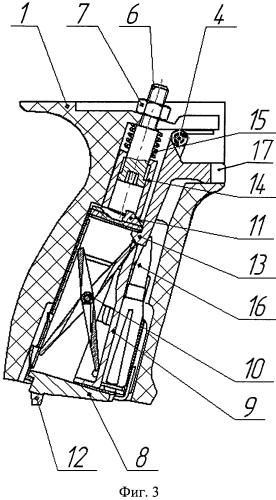 Рукоятка стрелкового оружия