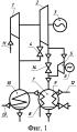 Способ регулирования работы теплофикационной паротурбинной установки с парокомпрессионным тепловым насосом