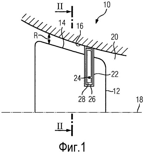 Способ регулирования радиальных зазоров, имеющихся между вершинами рабочих лопаток и стенкой канала