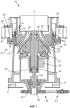Конусная дробилка, имеющая конструкцию для измерения положения дробящего корпуса