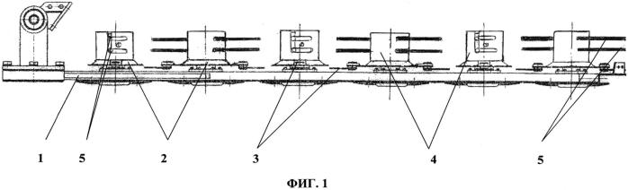 Ротационная косилка с пружинным кондиционером