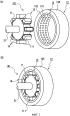 Индукционное нагревательное устройство и система генерирования электроэнергии, содержащая такое устройство