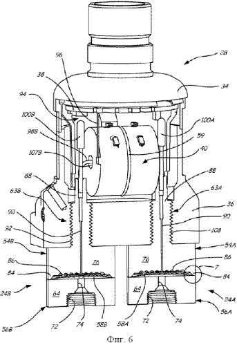 Промышленный передающий измерительный преобразователь параметров технологических процессов, снабженный соединением с разделительной диафрагмой для измерения высокого статического давления