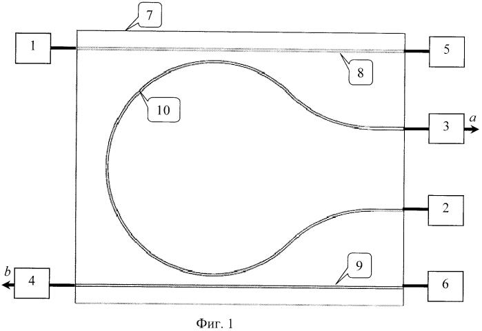 Приёмо-передающее устройство для фазометрических систем миллиметрового диапазона длин волн