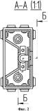 Нивелирная рейка для геометрического нивелирования