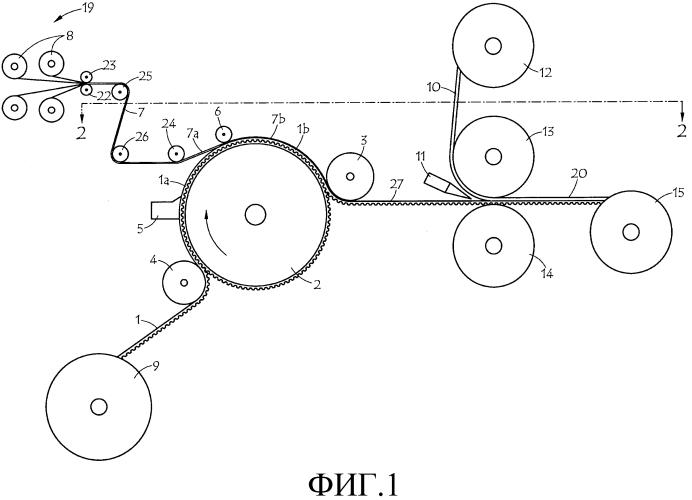 Система и способ изготовления разомкнутого термопластичного ремня