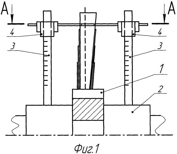 Способ контроля формы и положения профиля рабочих лопаток моноколеса