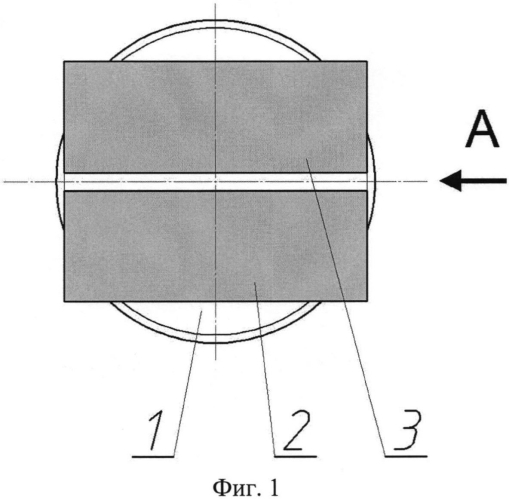 Способ закрепления оптического волокна с брэгговской решеткой