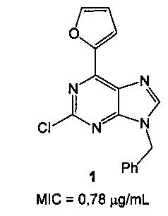 N-(2-ацетамидопурин-6-ил)глицин, обладающий противотуберкулезной активностью