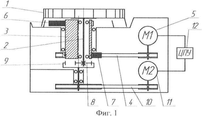 Устройство для доводки плоскостей