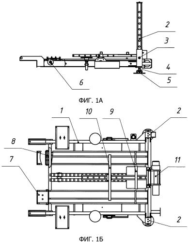 Такелажное устройство для кантования трансформаторов