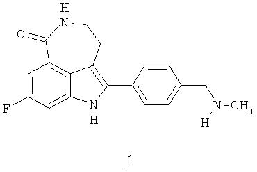 Соли и полиморфы 8-фтор-2-{4-[(метиламино)метил]фенил}-1,3,4,5-тетрагидро-6н-азепино[5,4,3-cd]индол-6-она