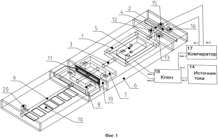 Устройство для измерения скорости потока
