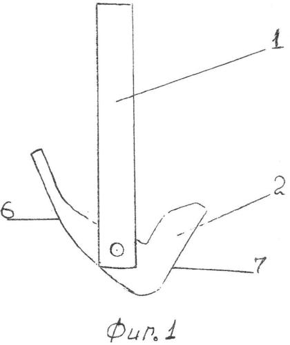 Инструмент для вязки арматурных стержней