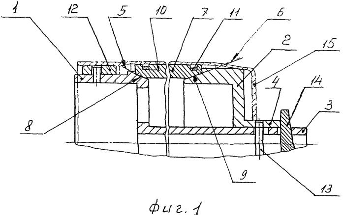 Устройство для термообработки тонкостенных осесимметричных изделий