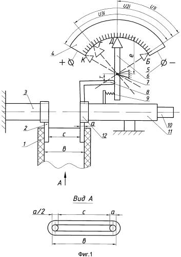 Способ определения размеров деформируемых трубчатых структур человека и устройство для его осуществления