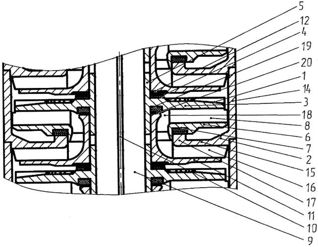 Ступень погружного многоступенчатого центробежного насоса и способ ее изготовления