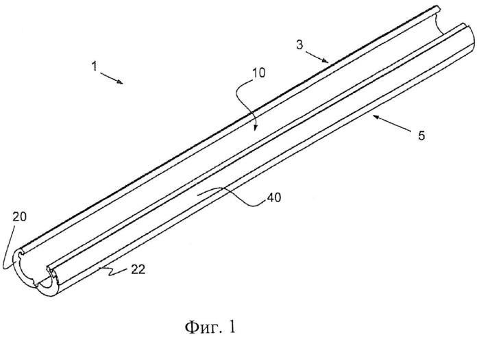 Кабельная защитная труба для размещения кабелей