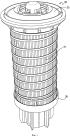 Фильтрующая система с водоотделителем для топлива