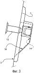 Дверная конструкция, в частности, для вертолета, снабженная аварийным размыкающим устройством