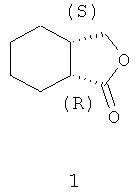 Получение (3as, 7ar)-гексагидроизобензофуран-1(3н)-она путем каталитического биологического расщепления диметилциклогексан-1,2-дикарбоксилата